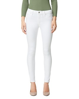 Joe's Jeans - The Icon Skinny Ankle Jeans in White