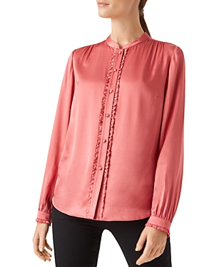 Hobbs London Esther Blouse
