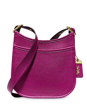 COACH - Emery 21 Glovetanned Pebble Leather Mini Crossbody