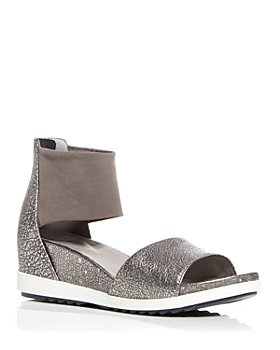 Eileen Fisher - Women's Vibe Wedge Sandals