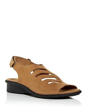 Women's Saorna Slingback Demi-Wedge Sandals