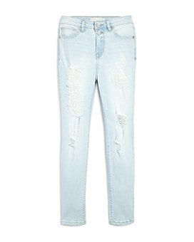 Habitual Kids - Girls' Distressed Skinny Jeans - Big Kid