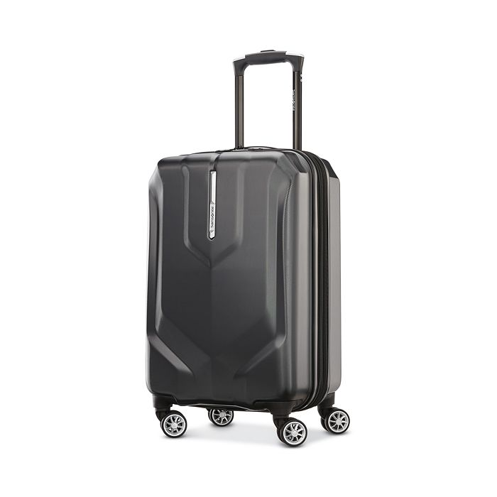 Samsonite - Opto PC DLX Expandable Carry-On Spinner Suitcase