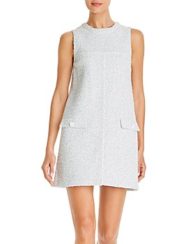 PAULE KA - Tweed A-Line Dress