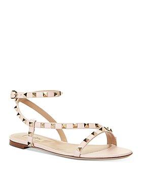 Valentino Garavani - Women's Rockstud Flat Sandals
