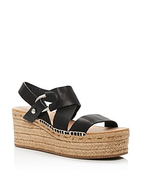 rag & bone - Women's August Espadrille Wedge Platform Sandals