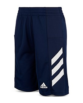 Adidas - Boys' Pro Sport 3-Stripe Shorts - Big Kid