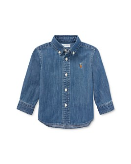 Ralph Lauren - Boys' Chambray Shirt - Baby