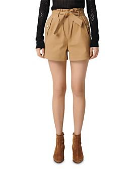 Maje - Ipure Mini Shorts