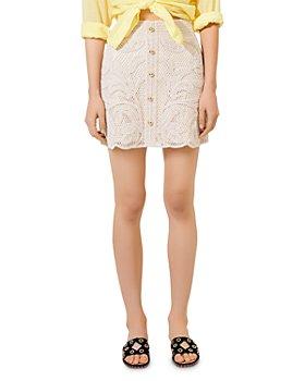 Maje - Ibiza Collection Jirou Lace Skirt