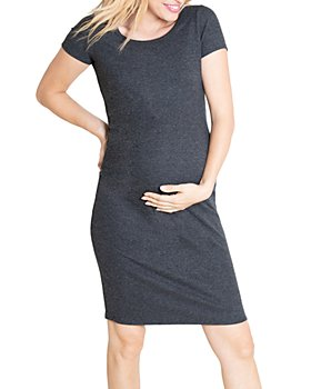 Ingrid & Isabel - Maternity Short-Sleeve T-Shirt Dress