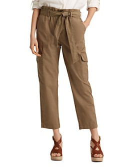 Ralph Lauren - Cotton Twill Cargo Pants