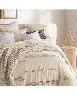 DKNY - PURE Cotton Marled Stripe Duvet Cover Sets