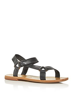 St. Agni - Women's Sportsu Strappy Sandals