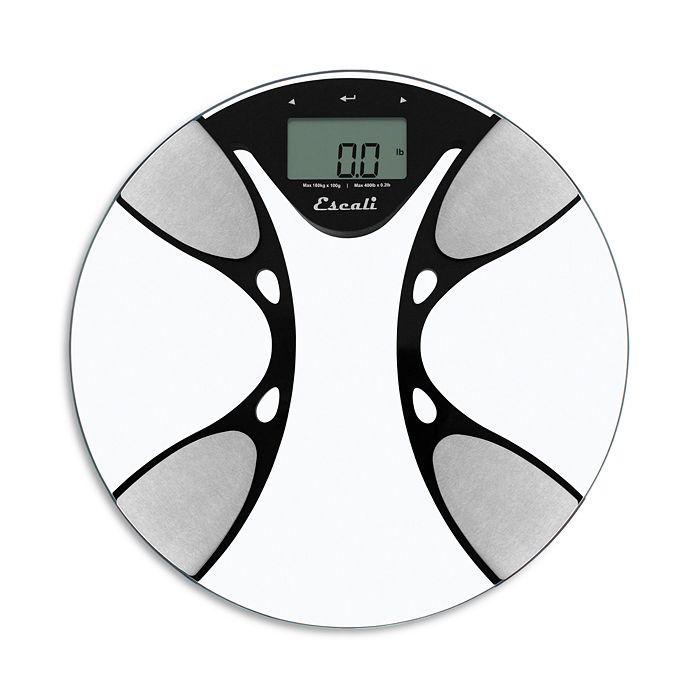 Escali - Ultra Slim Body Composition Scale