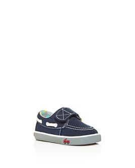 See Kai Run - Boys' Elias Moc-Toe Low-Top Sneakers - Baby, Walker, Toddler