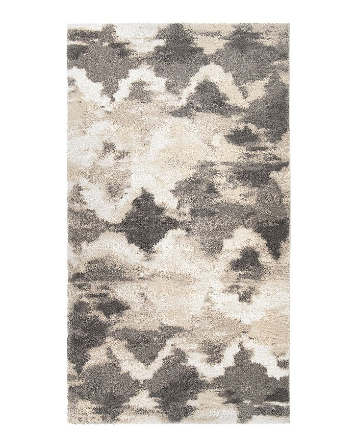 Palmetto Living Mystical Harlequin Area Rug, 6'7 X 9'6 In Nautral