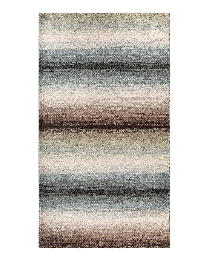 Palmetto Living Mystical Skyline Area Rug, 5'3 X 7'6 In Muted Blue