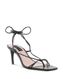 AQUA - Women's Dirlene High-Heel Strappy Sandals - 100% Exclusive