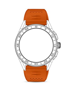 TAG Heuer - Connected Smartwatch Orange Strap
