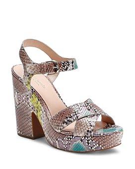 kate spade new york - Women's Grace Strappy High-Heel Sandals
