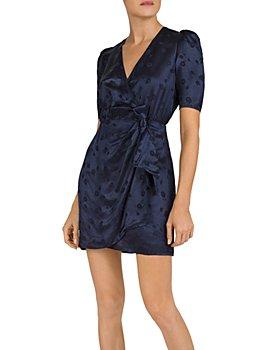 The Kooples - Mandarine Jacquard Dress