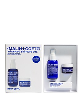 MALIN and GOETZ - Advanced Skincare Set ($148 value)