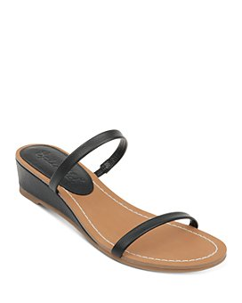 Splendid - Women's Melanie Slip On Wedge Sandals
