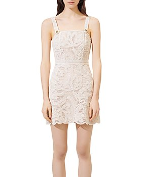 Maje - Ibiza Collection Romee Lace Mini Dress
