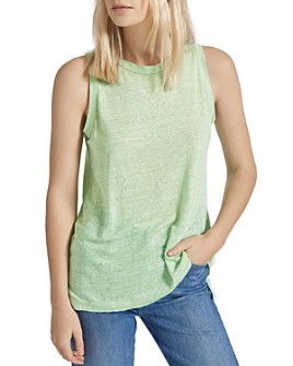 Current/Elliott - The Vintage Linen Tank Top