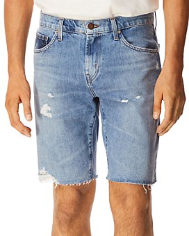 J Brand - Eli Cut-Off Slim Fit Jean Shorts in Kazakort