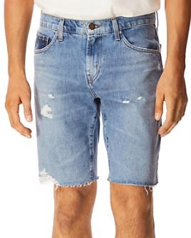 J Brand - Eli Cut-Off Slim Fit Jean Shorts in Kazakort