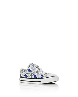 Converse - Unisex Chuck Taylor All Star Shark Low-Top Sneakers - Walker, Toddler