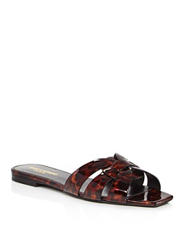 Saint Laurent - Women's Slip On Sandals