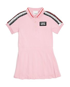 Burberry - Girls' Kayleigh Polo Dress - Little Kid, Big Kid