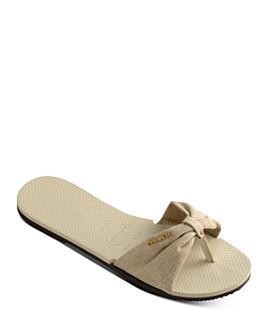 havaianas - Women's You St. Tropez Material Sandals