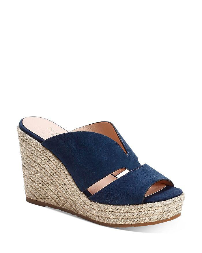 kate spade new york - Women's Tropez Espadrille Wedge Sandals