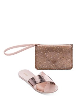 Melissa - Women's Good Times Slip On Sandals
