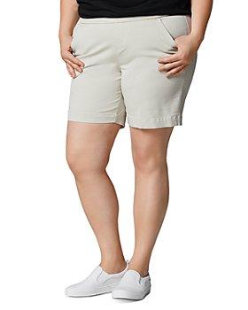 """JAG Jeans Plus - Gracie 8"""" Shorts"""