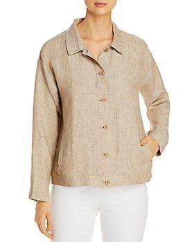 Eileen Fisher - Organic Linen Jacket