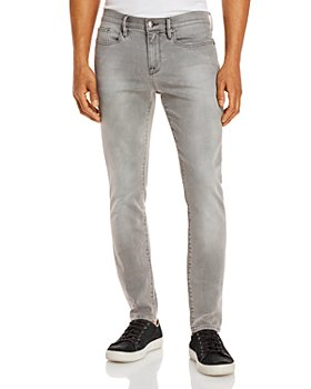 FRAME - L'Homme Skinny Fit Jeans in Castle Hill