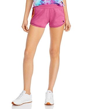Aviator Nation Side Stripe Shorts