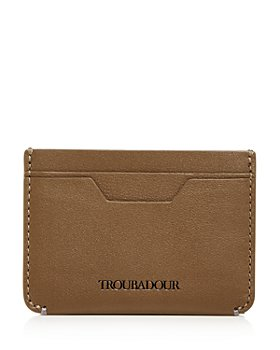 Troubadour - Solo Leather Card Case