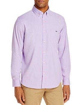 Vineyard Vines - Lemon Check Slim Fit Button-Down Shirt
