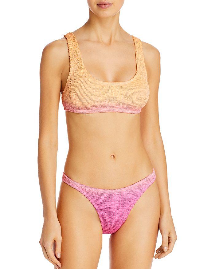 bond-eye - The Malibu Ombre Bikini Top & Bottom Set