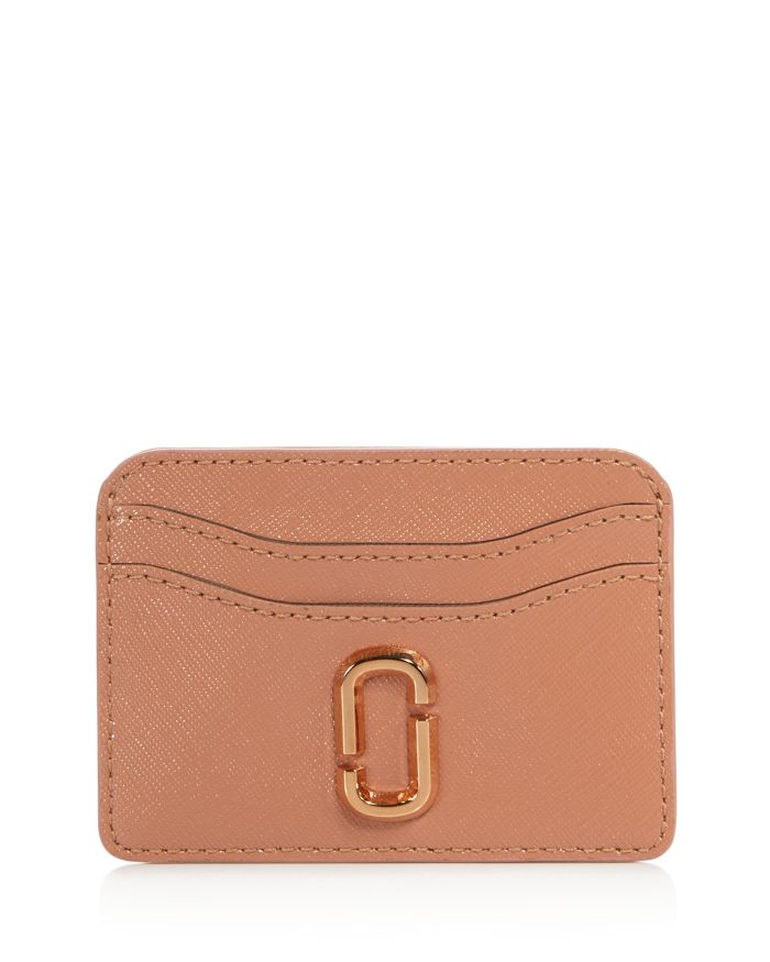 MARC JACOBS MARC JACOBS Snapshot Leather Card Case   | Bloomingdale's