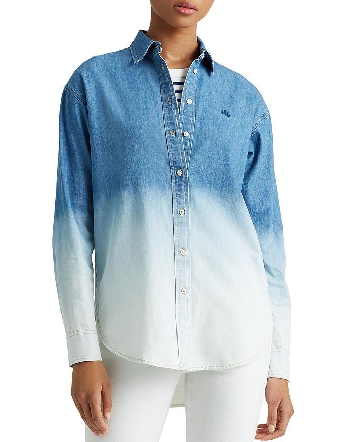 Ralph Lauren - Ombré Denim Shirt