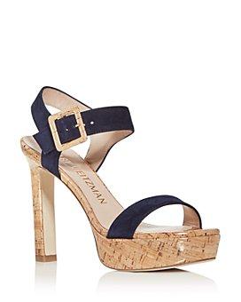 Stuart Weitzman - Women's Alesha Platform High-Heel Sandals