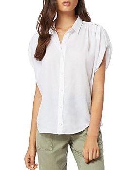 Habitual - Nylah Woven Utility Shirt