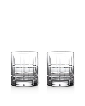 Waterford - Cluin Double Old-Fashioned Glasses, Set of 2